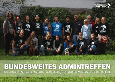 Deutschlandweites Treffen der Aktionsgruppenleiter_innen in München, 2017