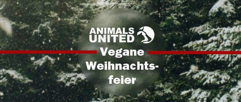 Vegane Weihnachtsfeier AG Rosenheim-Chiemgau