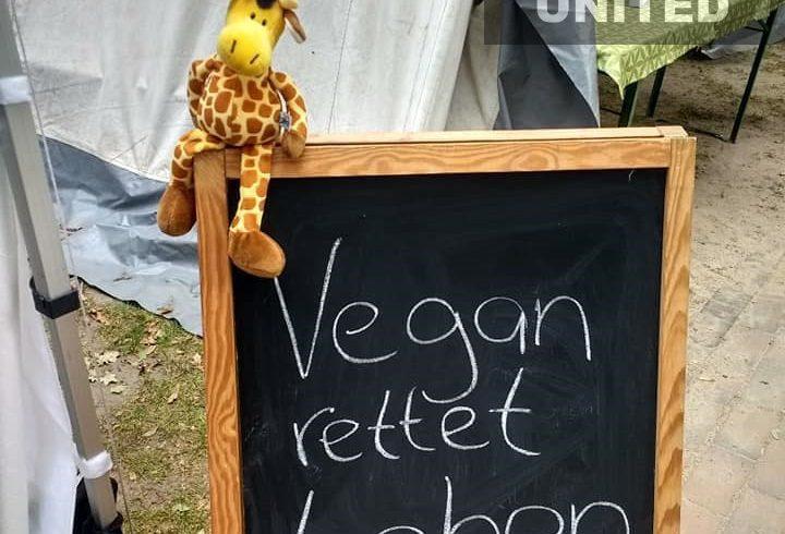 Animals United beim Stadtfest in Buchholz