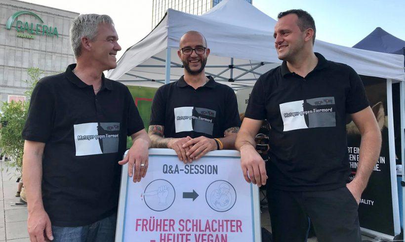 Metzger gegen Tiermord – Berlin