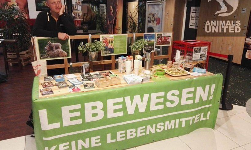 Welttierschutztag im Cineplex in Freyung