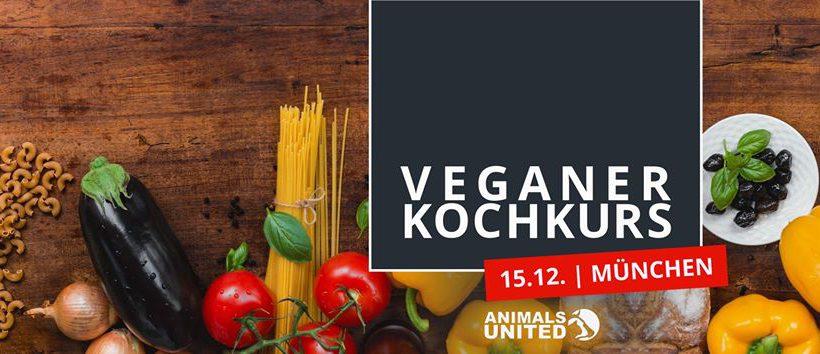 Veganer Kochkurs – AG München