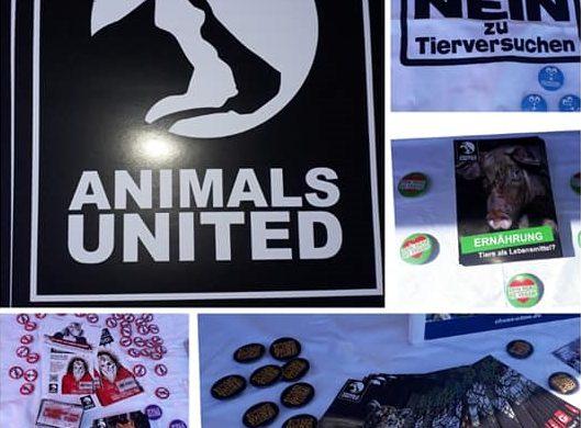 Animals United beim Oben ohne Festival