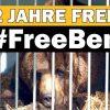 Letzter Zirkusbär Deutschlands seit 2 Jahren frei! #FreeBen