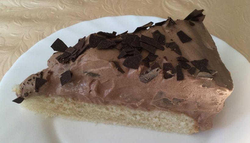 Tierleidfrei genießen: Schoko-Birnen-Torte