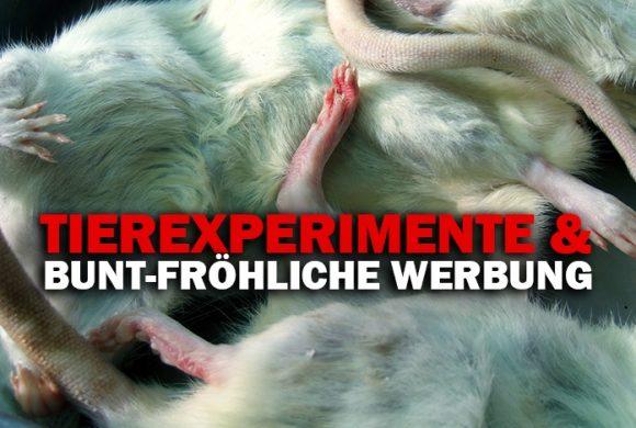 Wissenschaftsallianz wirbt bunt-fröhlich für Tierversuche