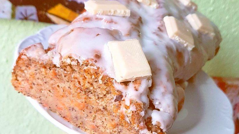 Tierleidfrei genießen: Karottenkuchen