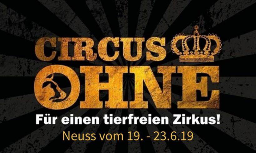 Circus Krone. Für einen Circus ohne Tiere!
