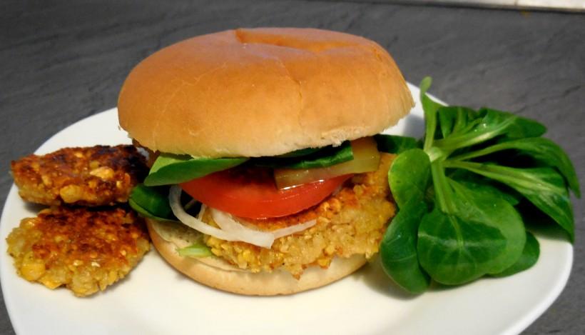 Tierleidfrei genießen: Falafel-Burger