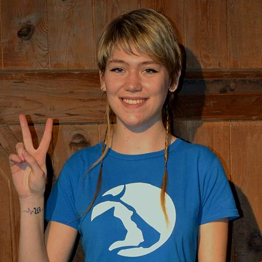 Leiterin der Gruppe: Franziska