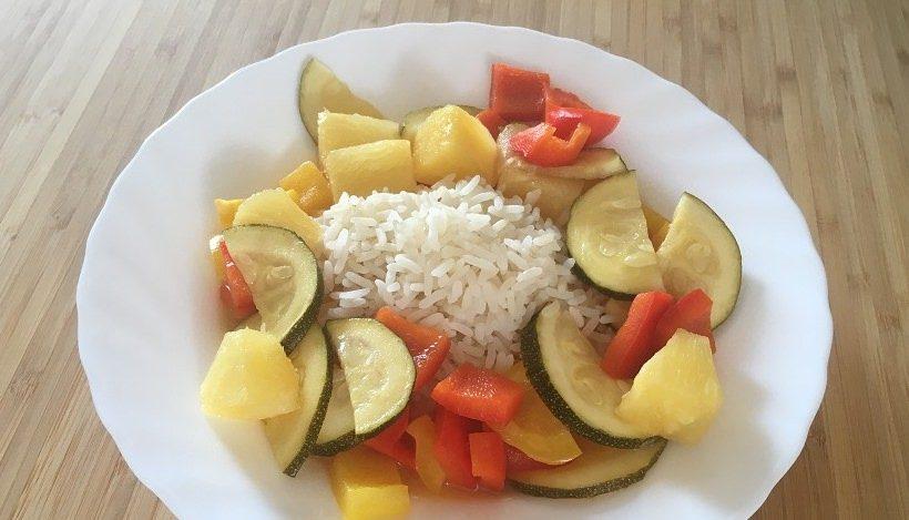 Tierleidfrei genießen: Gemüse süß-sauer