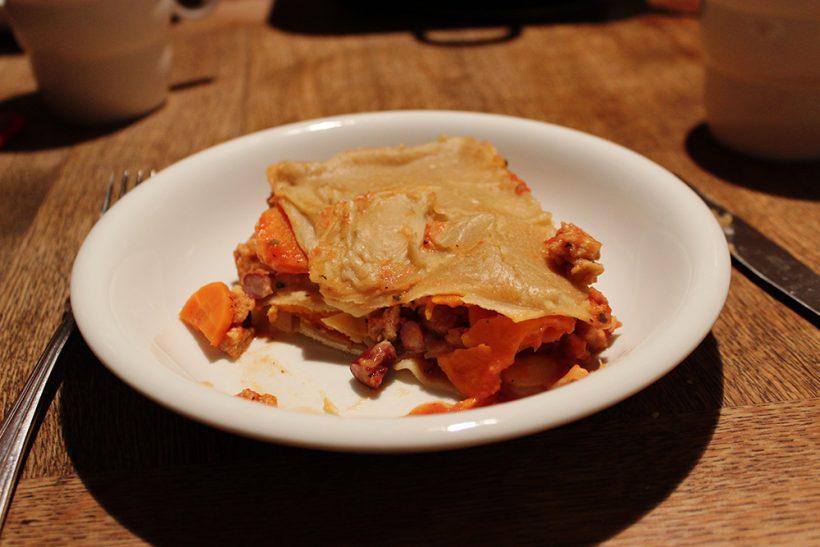 Tierleidfrei genießen: Gemüselasagne