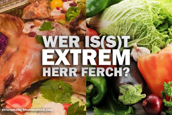 """""""Veganer sind Extremisten"""" – Offener Brief an Heino Ferch"""
