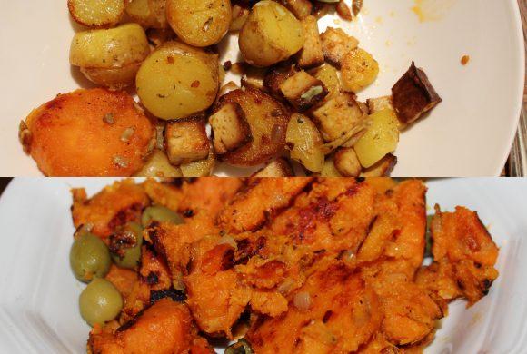 Tierleidfrei genießen: Kartoffelpfanne
