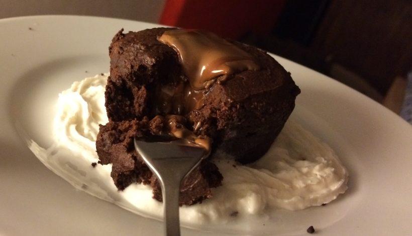 Tierleidfrei genießen: Lava Cake