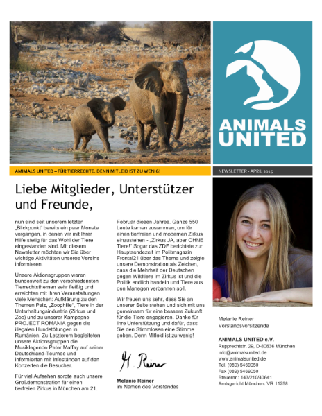 Infobrief April 2015