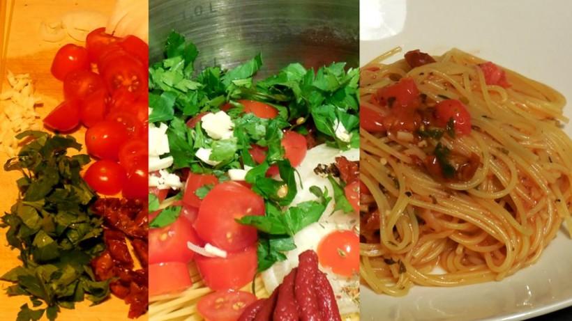 Tierleidfrei genießen: OnePot-Pasta