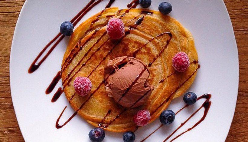 Tierleidfrei genießen: Pancakes