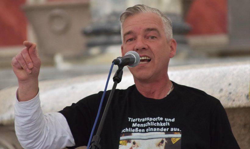 Vortrag Peter Hübner / Autarkia Green World Tour
