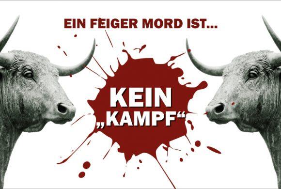 """Stierkampf – ein fairer """"Kampf""""?"""