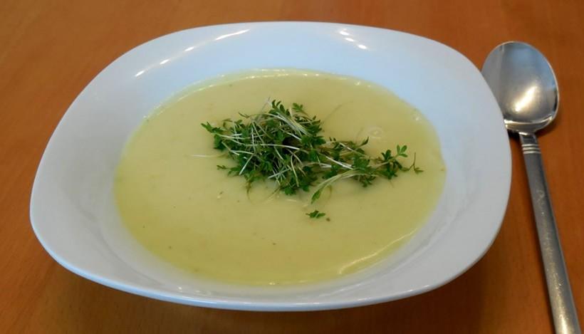 Tierleidfrei genießen: Topinambur-Suppe