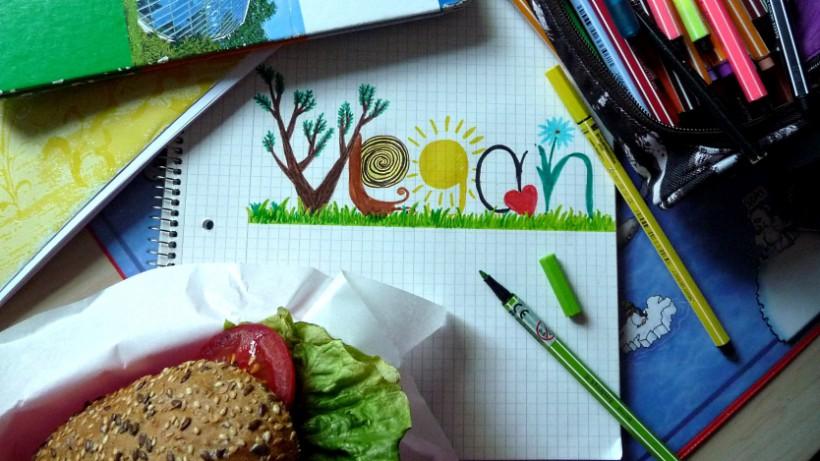 Vegan in der Schule? Wie überleben?