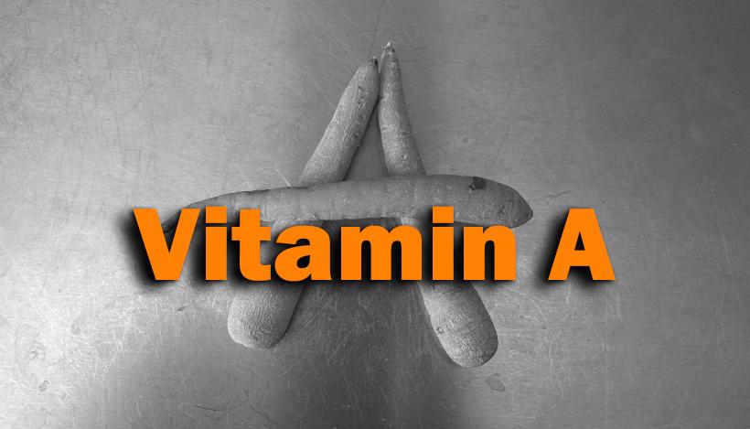 Vegan im Alltag: Vitamin A