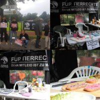 WHAT A WEEK: Von Infoständen über Tierrechte und stillen Protesten