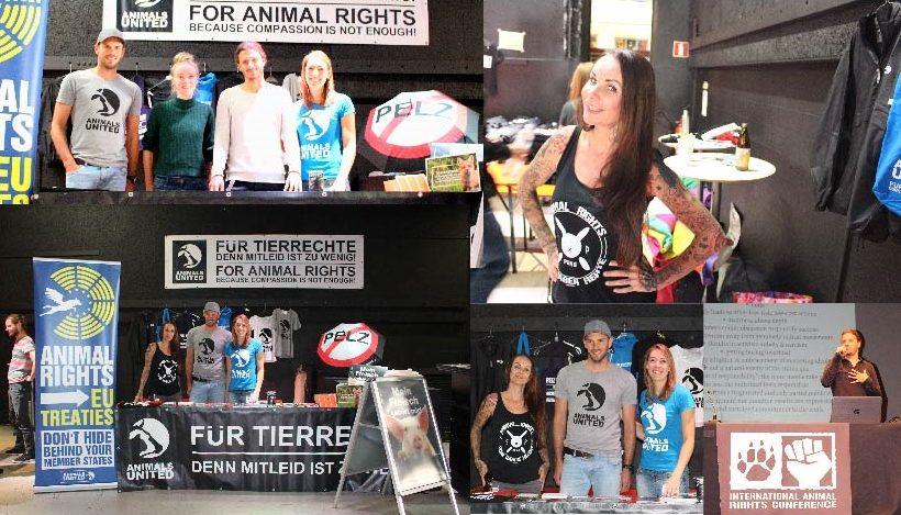WHAT A WEEK: Aktiv für die Tiere von München bis Luxemburg