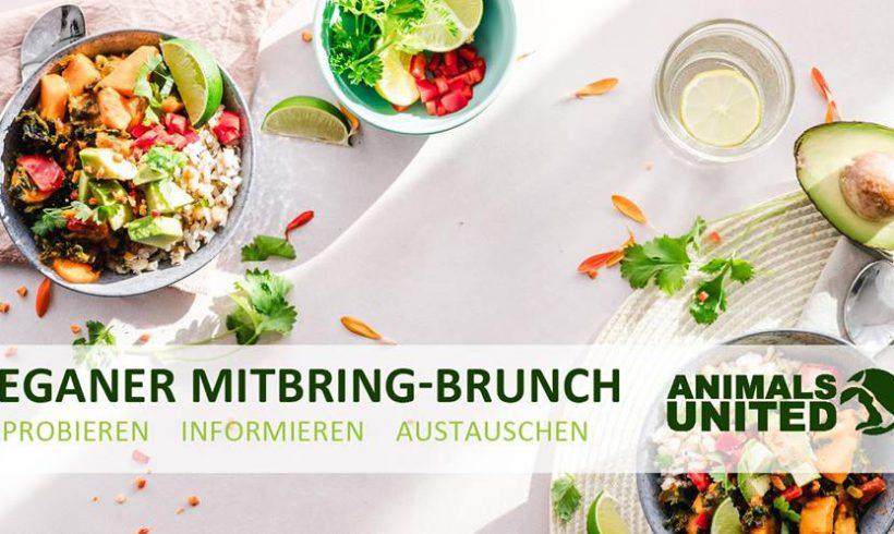 Veganer Mitbring-Brunch, Nördlingen