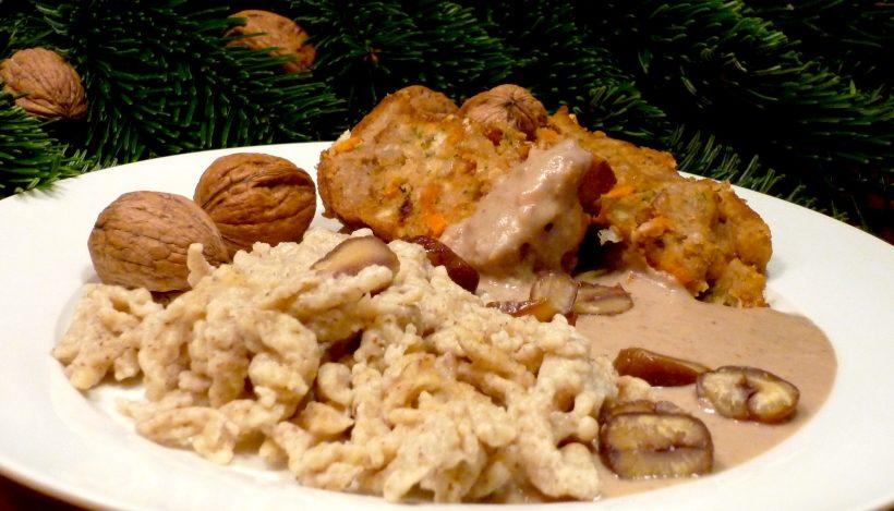 Tierleidfrei genießen: Drei Nüsse für Aschenbrödel – Special