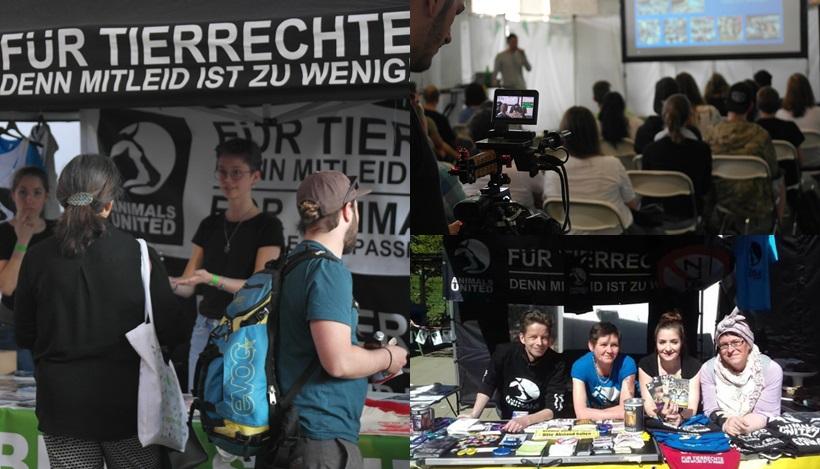 WHAT A WEEK: Tierheimfest, Streetlife & Nachhaltigkeitsmesse in Wien!